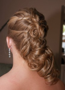 Prom Hairstyles Half Up Half Down Curly
