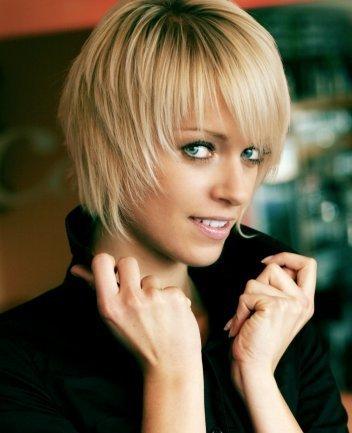 Современные стрижки для девушек для коротких волос