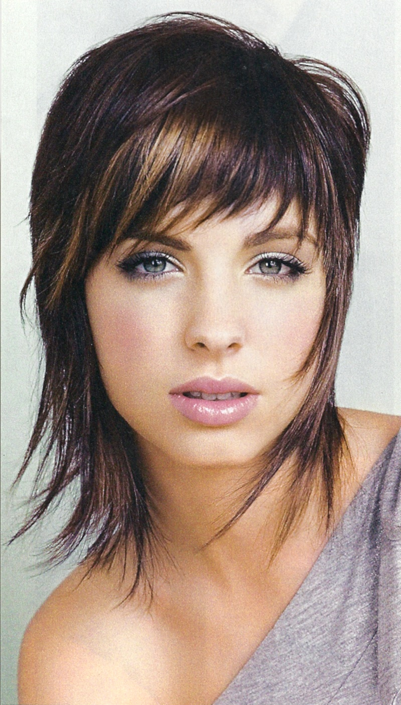 Hairstyles For Short Hair Length : Shoulder Length Hairstyles Beautiful Hairstyles