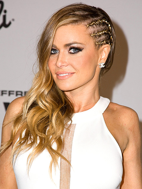 Side Braids Hairdo 113