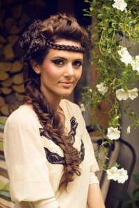 Simple Braided Hairstyles For Long Hair