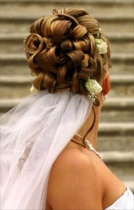 Updo Hairstyles Wedding