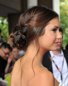 Updo Prom Hairstyles For Long Hair
