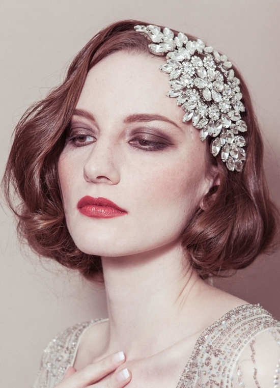 Vintage Hairstyles For Short Hair | Beautiful Hairstyles