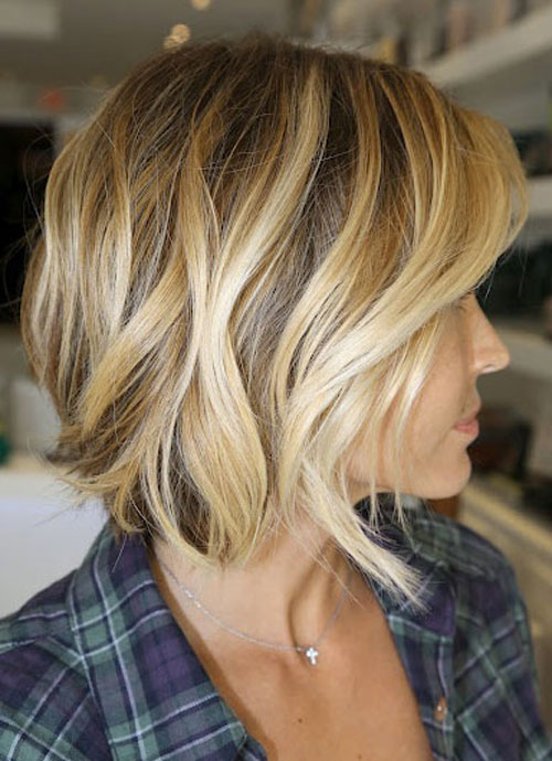 Wavy Bob Hairstyles | Beautiful Hairstyles
