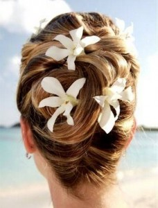 Wedding Beach Hairstyles