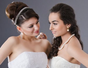 Wedding Bridesmaid Hairstyles