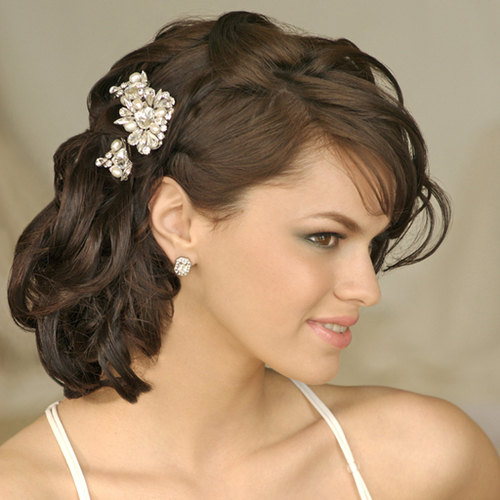wedding styles for shoulder length hair shoulder length hairstyles beautiful hairstyles 4808