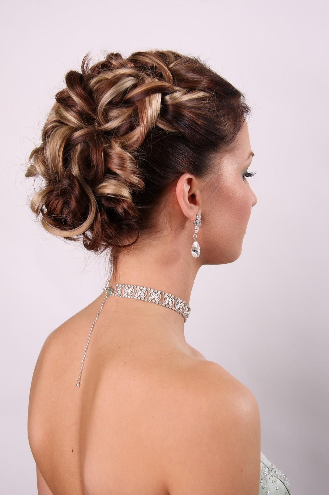Awe Inspiring Wedding Hair Updos For Short Hair Hairstyle Inspiration Daily Dogsangcom