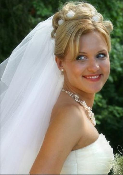 Wedding Hairstyles With Veil | Beautiful Hairstyles