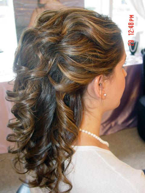 Half Up Half Down Wedding Hairstyles Beautiful Hairstyles