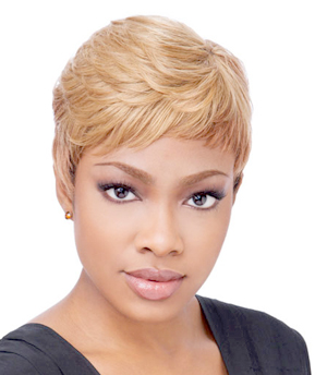 27 Pieces Black Short Hairstyles