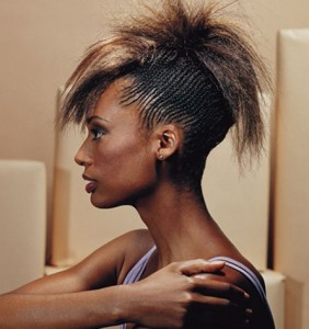 African American Braided Mohawk Hairstyles
