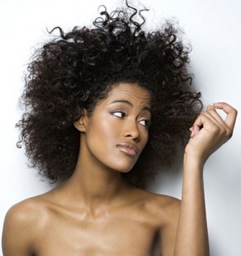 Hairstyles For Afros : Afro hairstyles beautiful