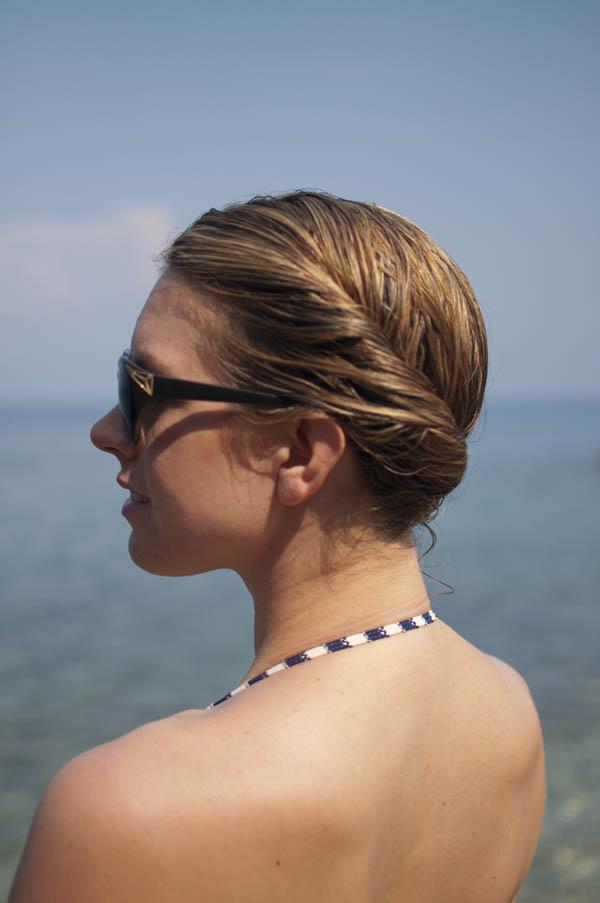 Beach Hairstyles Beautiful
