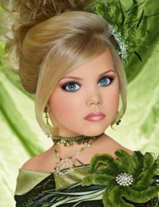 Beauty Pageant Hairstyles