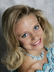 Beauty Pageant Hairstyles For Kids