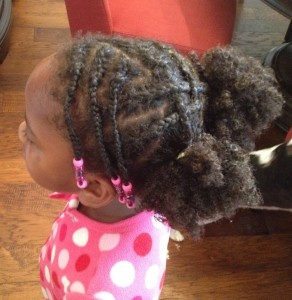 Black Toddler Hairstyles