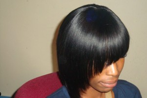 Bob Sew In Weave Hairstyles