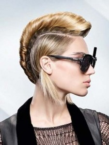 Braided Mohawk Hairstyles For Women