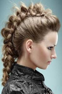 Braided Mohawks Hairstyles