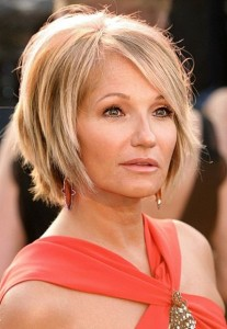 Chin Length Layered Hairstyles
