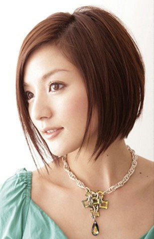 Fine Bob Hairstyles Chinese Best Haircuts Hairstyle Inspiration Daily Dogsangcom