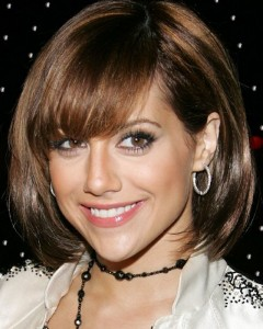 Choppy Layered Hairstyles With Bangs