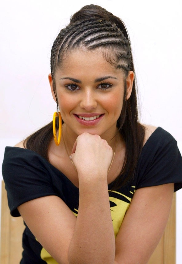 Cute Cornrow Hairstyles for White Girls