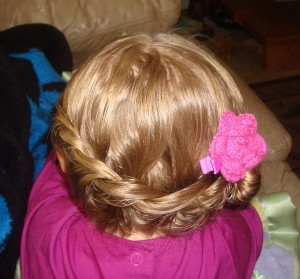 Cute Hairstyles For Toddler Girls