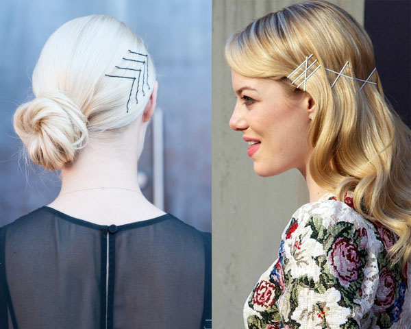 how to style hair with bobby pins bobby pin hairstyles beautiful hairstyles 8649