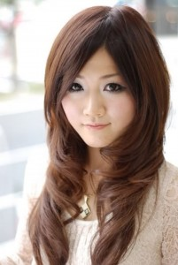 Cute Japanese Hairstyles