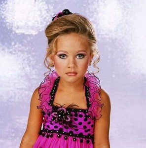 Cute Pageant Hairstyles
