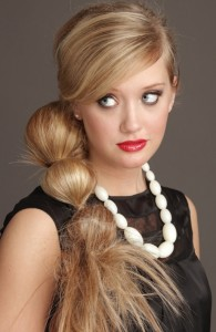 Cute Teenage Girl Hairstyles