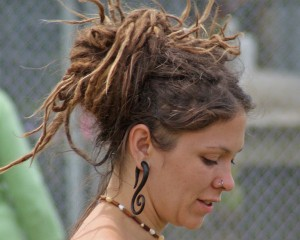 Dreadlock Hairstyle