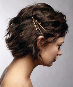 Easy Hairstyles With Bobby Pins