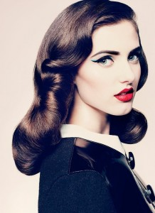 Easy Retro Hairstyles