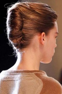 French Twist Hairstyle Pictures