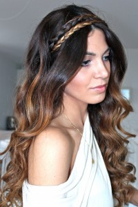 Greek Goddesses Hairstyles
