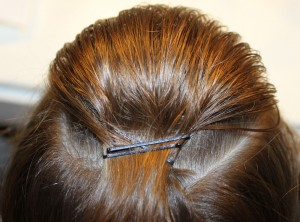 Hairstyles Bobby Pins