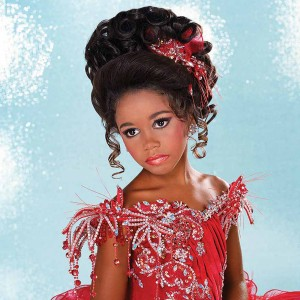 Hairstyles For Beauty Pageants