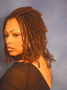 Hairstyles For Kinky Twist