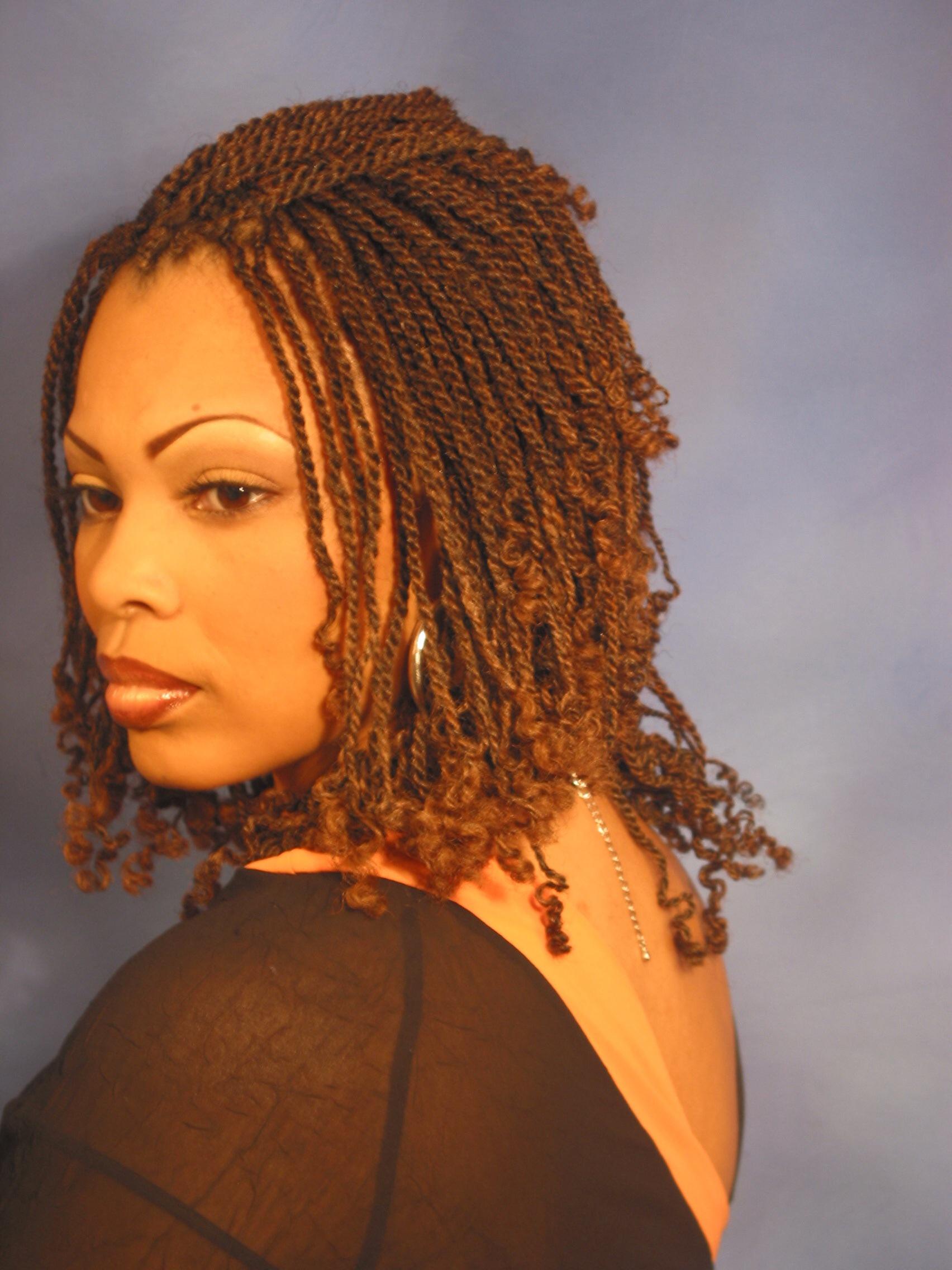 kinky twist hairstyles | beautiful hairstyles