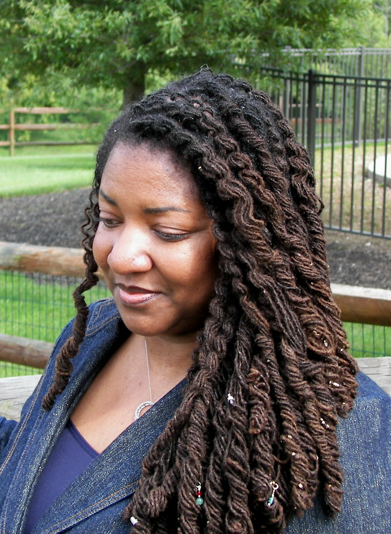 Dreadlocks Hair Braiding Styles