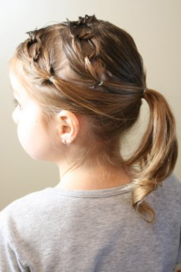 Hairstyles For School Beautiful Hairstyles - Cute Hairstyles For Girls