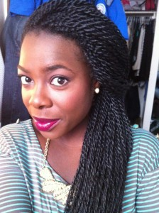 Hairstyles For Senegalese Twists