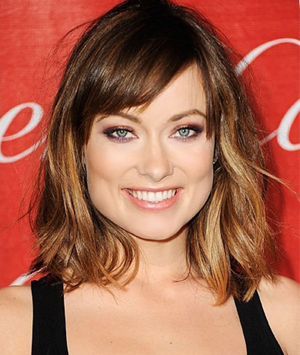 Hairstyles For Round Square Shaped Faces | Hair