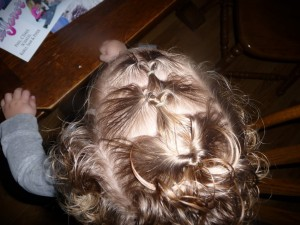 Hairstyles For Toddler Girls With Curly Hair