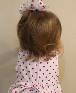 Hairstyles For Toddlers With Short Hair