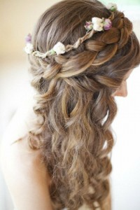 Hairstyles For Wedding Party